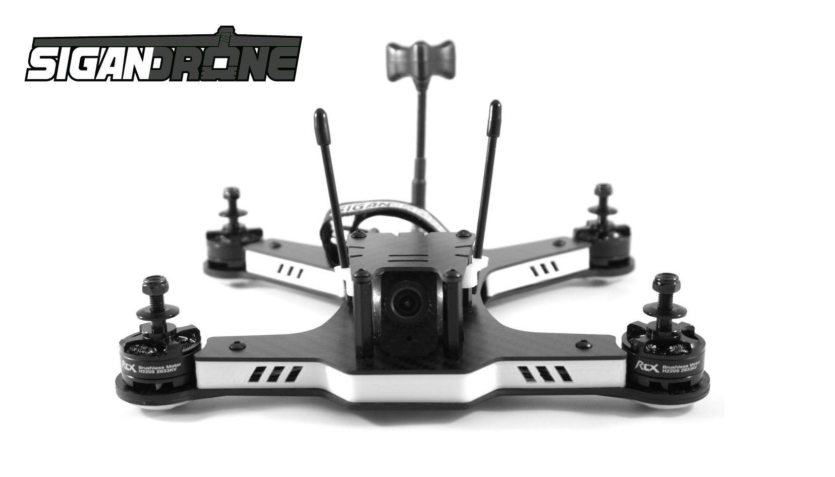 SiganDrone Sigan210 v2 Frame Kit