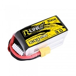 Tattu R-Line Version 3.0 1300mAh 22.2V 120C 6S1P Lipo, XT60