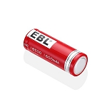 EBL Li-Ion 18500 3.7V 1600mAh Battery for FrSky X-Lite