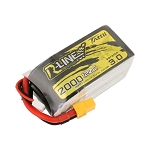Tattu R-Line Version 3.0 2000mAh 14.8V 120C 4S1P Lipo, XT60