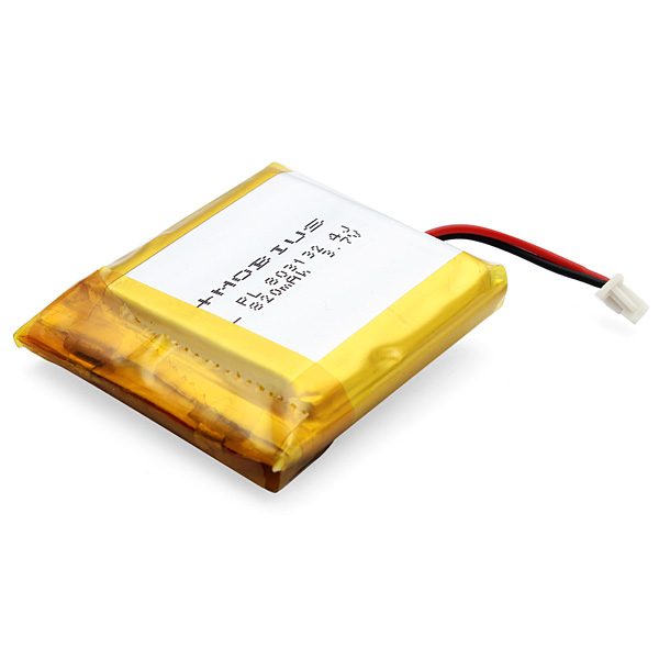 mobius v3 replacement battery 820 mah