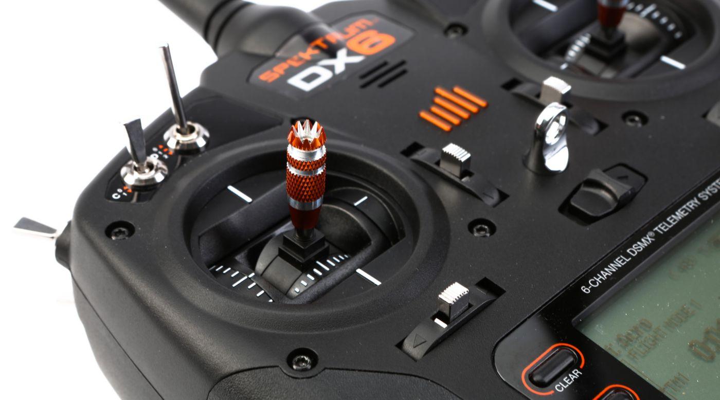 DX6 Spektrum DSMX Transmitter