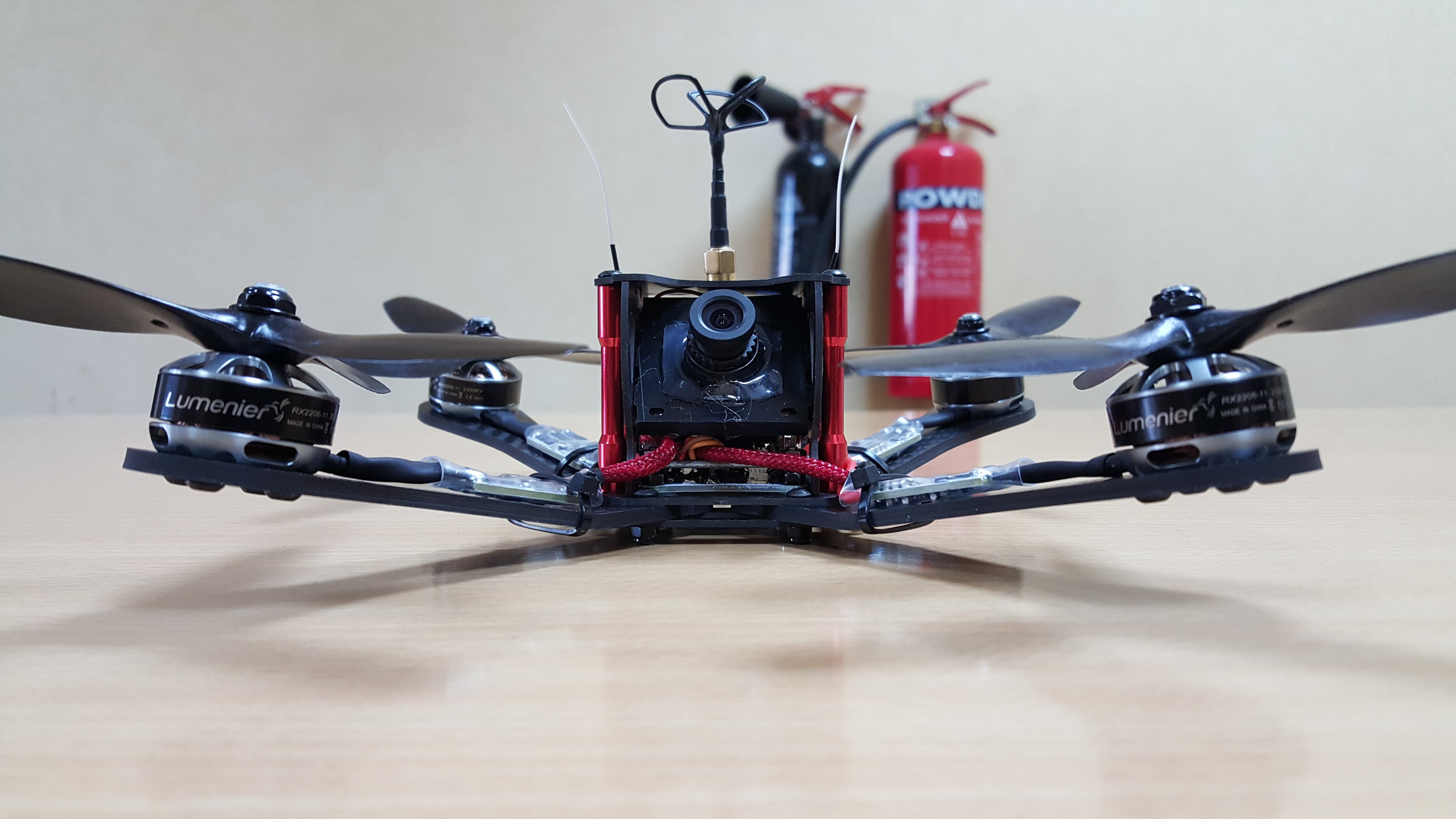 Drone Works USA Fury 5\