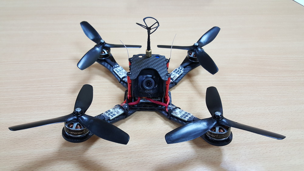 Drone Works USA Fury 5\