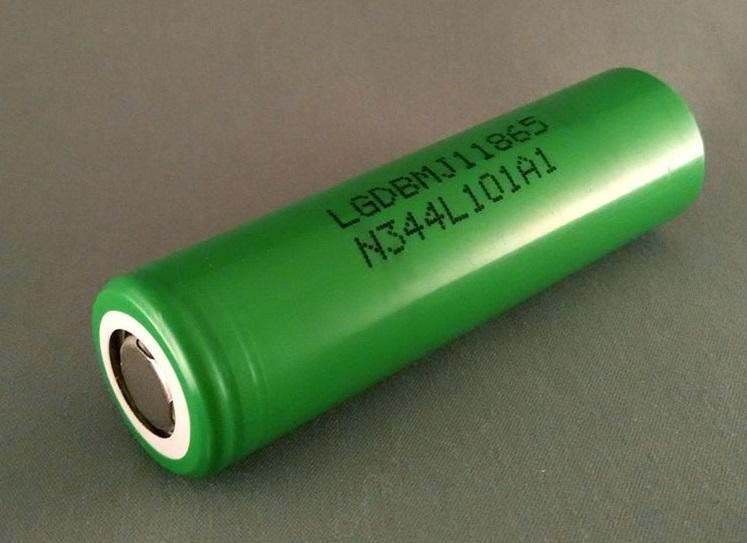Lg Li Ion Battery >> Lg Chem 18650 Mj1 Li Ion Battery Cell 10a 3500mah