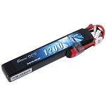 Gens ace 25C 1200mAh 3S1P 11.1V Airsoft Gun Battery, Deans