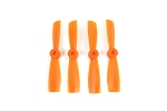 DAL 4045 Bullnose Prop, 2CW & 2CCW, Orange