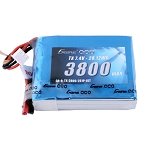 Gens ace 3800mAh 7.4V 2S1P TX Lipo Battery for QX7 Radio