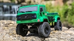 ECX 1/24 Barrage UV 4WD Scaler Crawler RTR FPV, Green