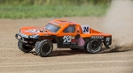 ECX 1/10 Torment 2WD SCT Brushed RTR, K&N