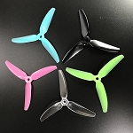 HQProp 5x4.3x3 V1S Poly-carbonate Propellers