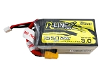 Tattu R-Line Version 3.0 1550mAh 18.5V 120C 5S1P Lipo Battery, XT60