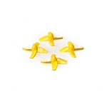 Blade Prop Set (4), Yellow: Inductrix