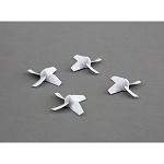 Prop Set (4), White: Inductrix