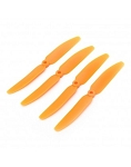 DYS 5030 ABS 5X3 OEM Propellers 2 Pairs (4 props)  ( ORANGE )