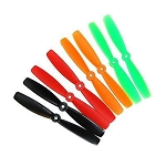 DYS 5045 T 5x4.5 CW/CCW ABS Propellers 2 pairs ( ORANGE )