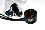 Dys 1806 Black Series Motor Pair, (1L&1R), 2300kv