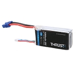 Thrust 1000mAh 4S 14.8V 35C LiPo Battery