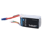 Thrust 1300mAh 4S 14.8V 35C LiPo Battery