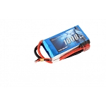 Gens ace 1000mAh 7.4V 25C 2S1P Lipo Battery