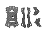 EMAX Spare Parts A (Top Plate, Support Rails, Camera Plates) for Hawk 5