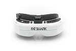 Fat Shark HDO Video Goggles w/USB LiPo Battery