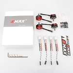EMAX RS2205-S Motor & 30A Bullet ESC Combo (4-pack)