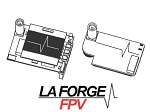 La Forge V4 Combo Diversity Receiver System for Fat Shark