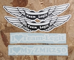 Team-Legit Sticker Pack