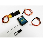 Lemon Rx DSMX Compatible (DSM2 Compatible) Full Range Telemetry System (XT60 package)