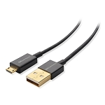 Premium Micro USB Cable, 3 ft