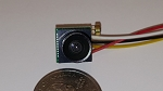 600TVL 1/4 1.8mm CMOS FPV 170 Degree Wide Angle Lens Camera NTSC 3.7-5V
