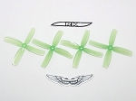 Team RaceKraft 4040x4 Race Prop 2CW 2CCW Nuclear Green