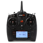DX8 Spektrum Transmitter