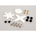 Spektrum Servo Horn Set: A5030, A5040