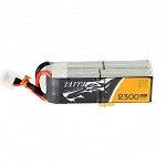 Tattu 2300mAh 45C 4S1P Lipo Battery, XT60