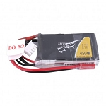 Tattu 450mAh 11.1V 45C 3S1P Lipo Battery Pack with JST-SYP plug