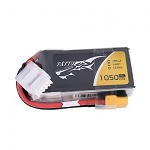 Tattu 1050mAh 14.8V 75C 4S1P Lipo Battery, XT60