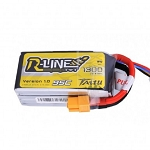 Tattu R-line 5S 1300mah Lipo Battery, XT60
