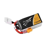 Tattu 1300mAh 6S 75C Lipo Battery, XT60