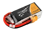 Tattu 1300mAh 45C 4S1P Lipo Battery