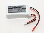 Team-Legit 3S 850mAh 25C Battery (JST), for Mini Popwing