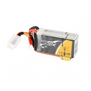 Tattu 1550mAh 45C 4S1P Lipo Battery