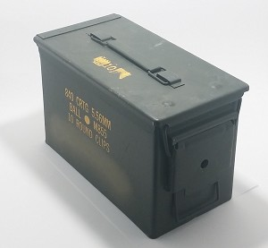 Battery Bunker (Ammo Can), Large