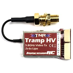 ImmersionRC Tramp HV 5.8GHz Video Transmitter