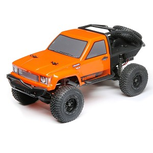 ECX Barrage 1/24 4WD RTR, Orange