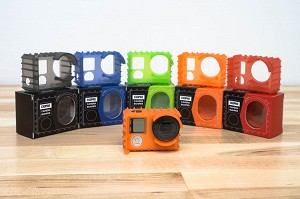 Exopro GoPro Cases ( Green ) By Hovership