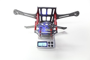 Mini Shredder 200mm KIT (Carbon Fiber)