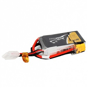 Tattu 1050mAh 75C 3S1P Lipo Battery
