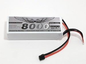 Team-Legit 6S 8000mAh 25C Battery for large UAV